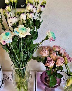 frische Blumen, Blumenstrauß
